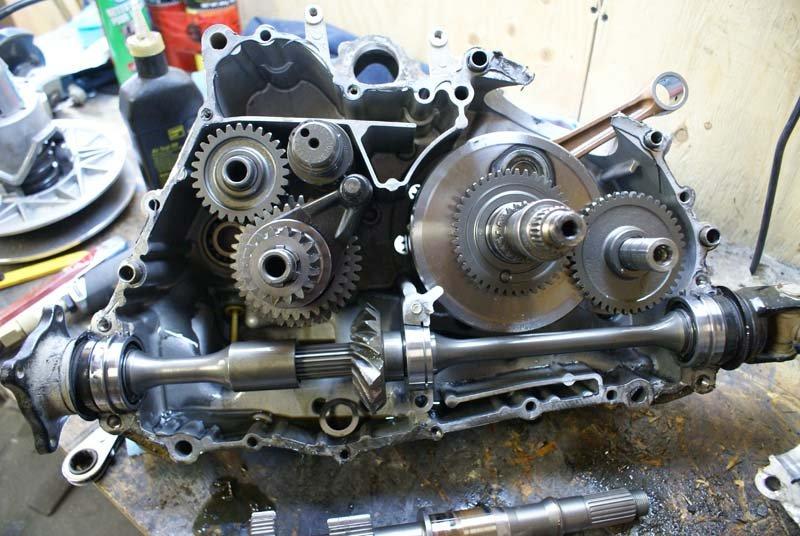 D Inside H Part Bevel Gear on Cat Engine Parts