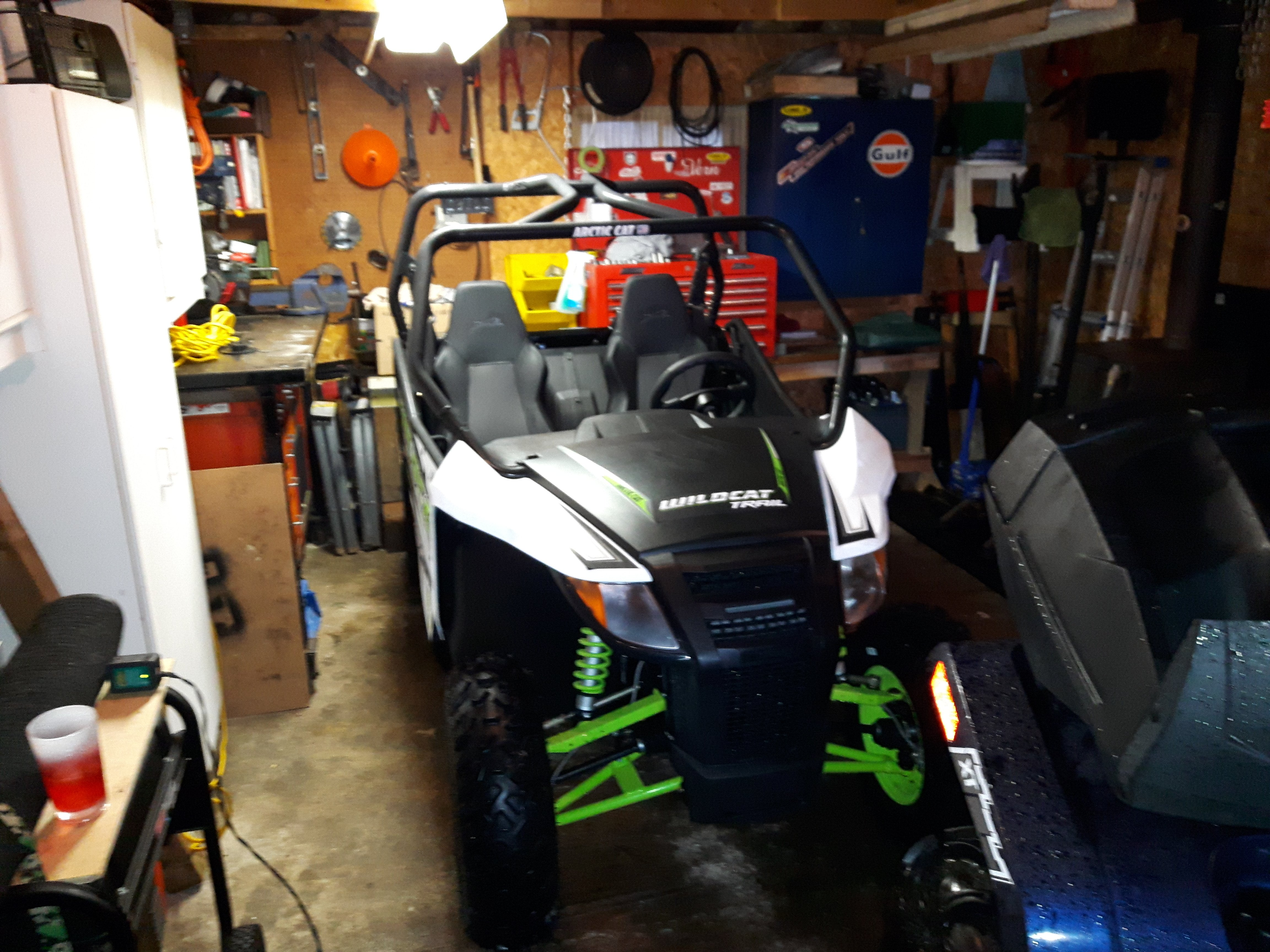How To Remove Arctic Cat Handlebar Warmers