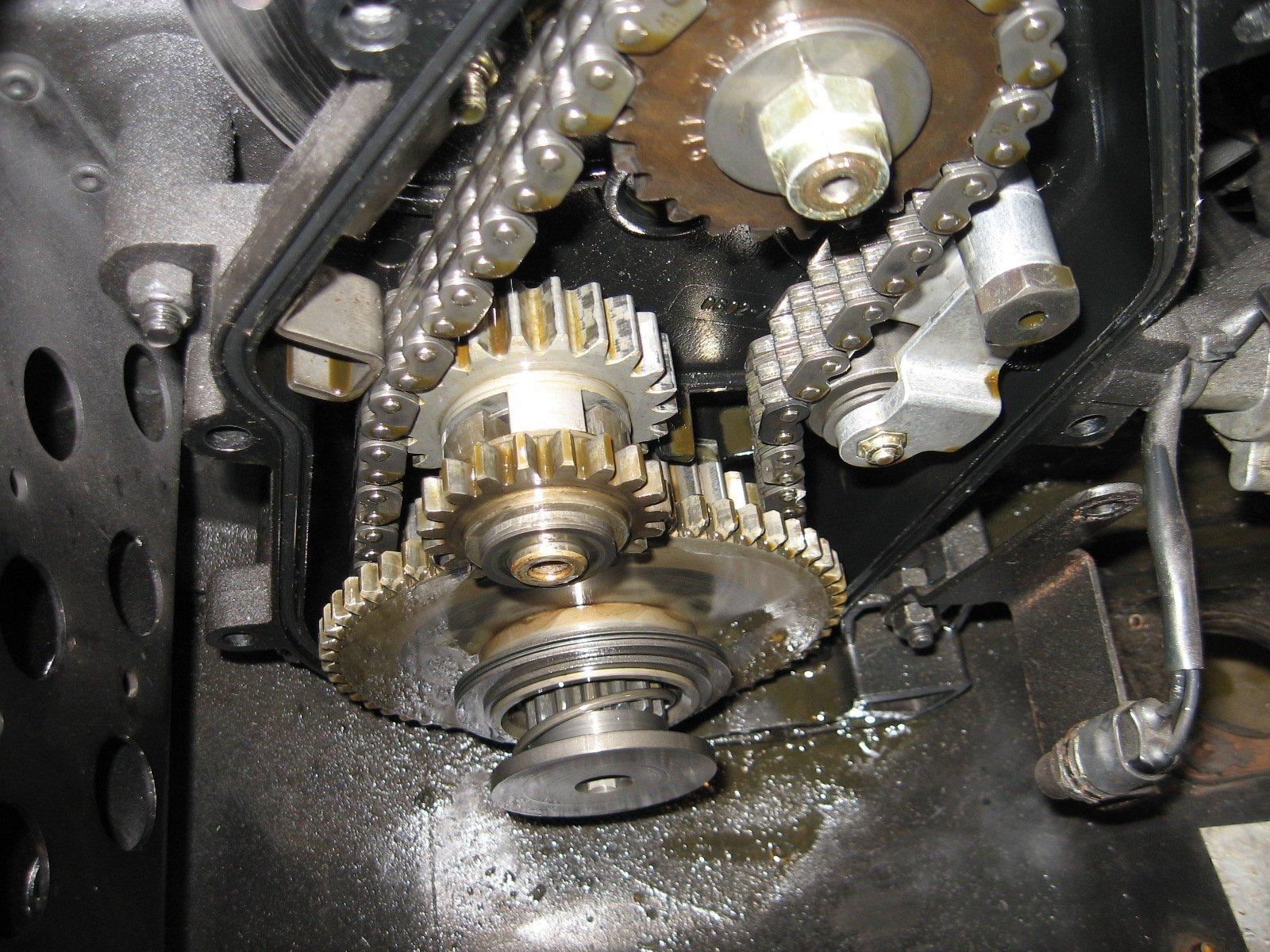 Reverse Ring Gear