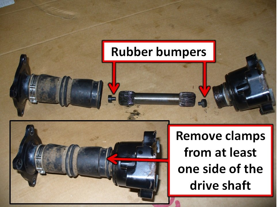 Rear diff removal and pinion seal replacement- 2004 400i ... | 969 x 720 jpeg 118kB