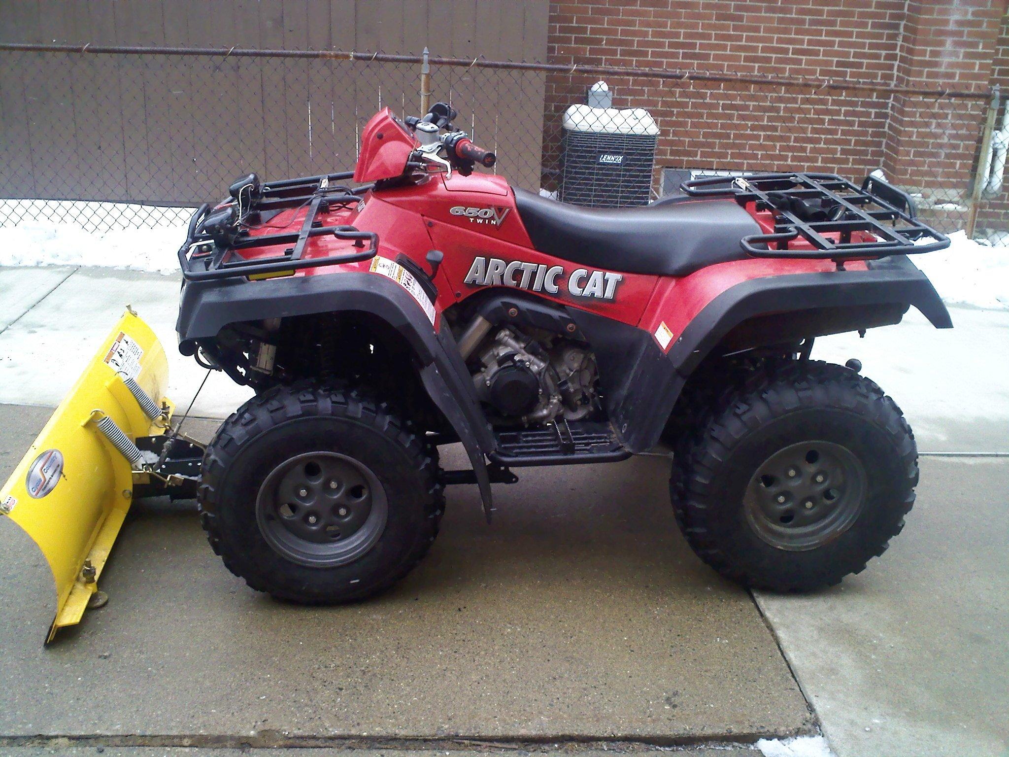 Arctic Cat 4 Wheeler >> how much is a 2004 650 v2 worth - ArcticChat.com - Arctic Cat Forum