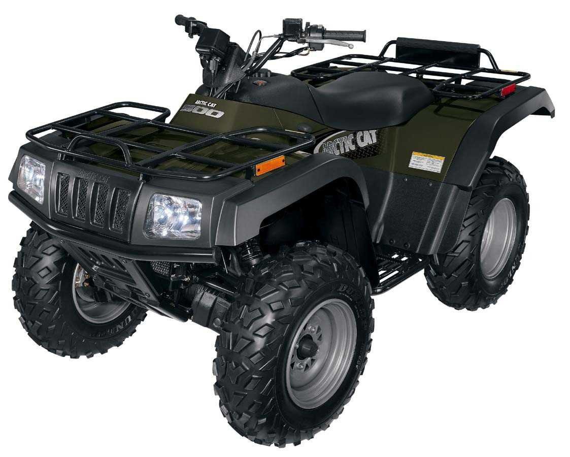 Arctic Cat Tbx