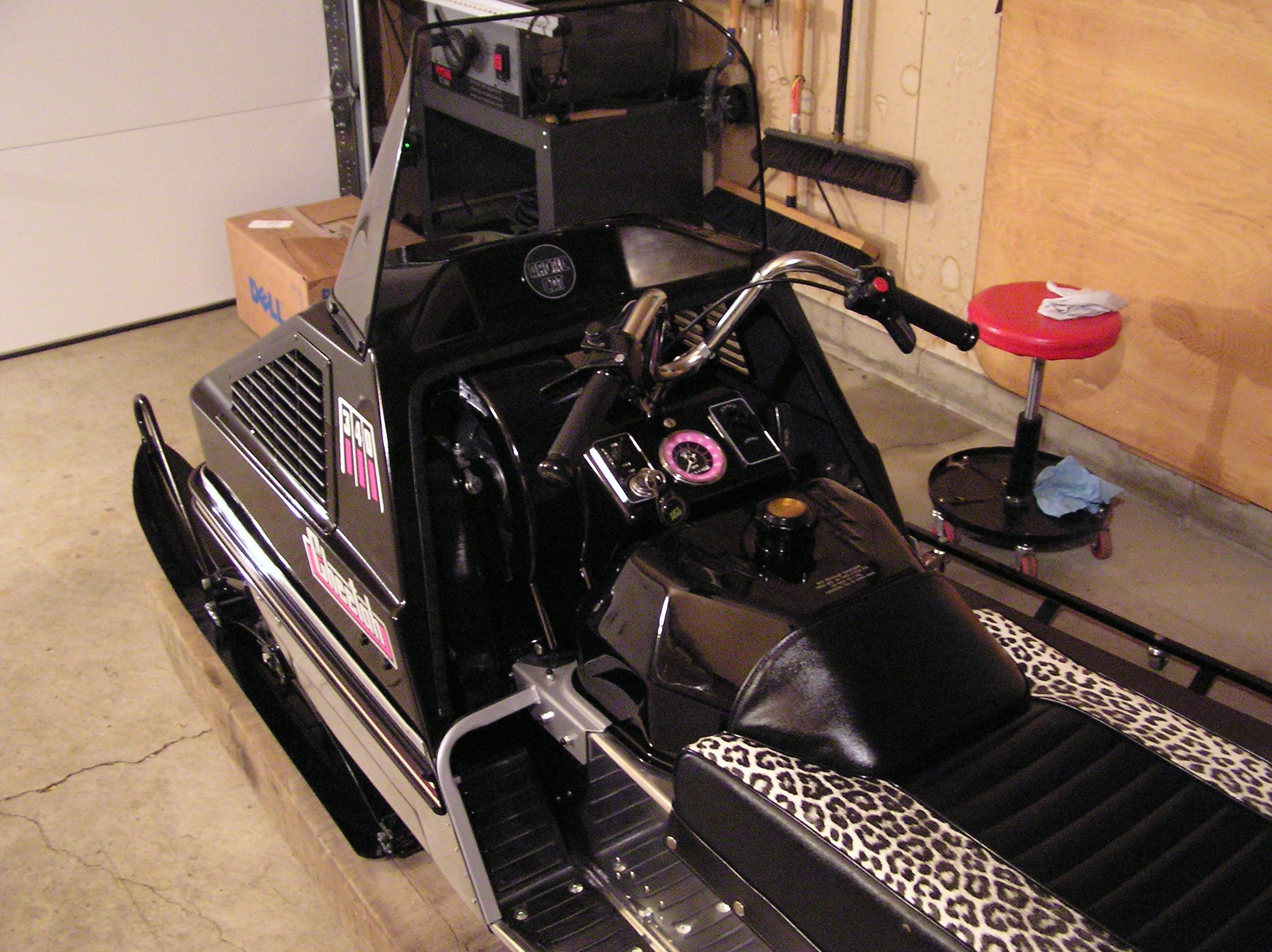 1972 Cheetah 340 Arcticchat Com Arctic Cat Forum