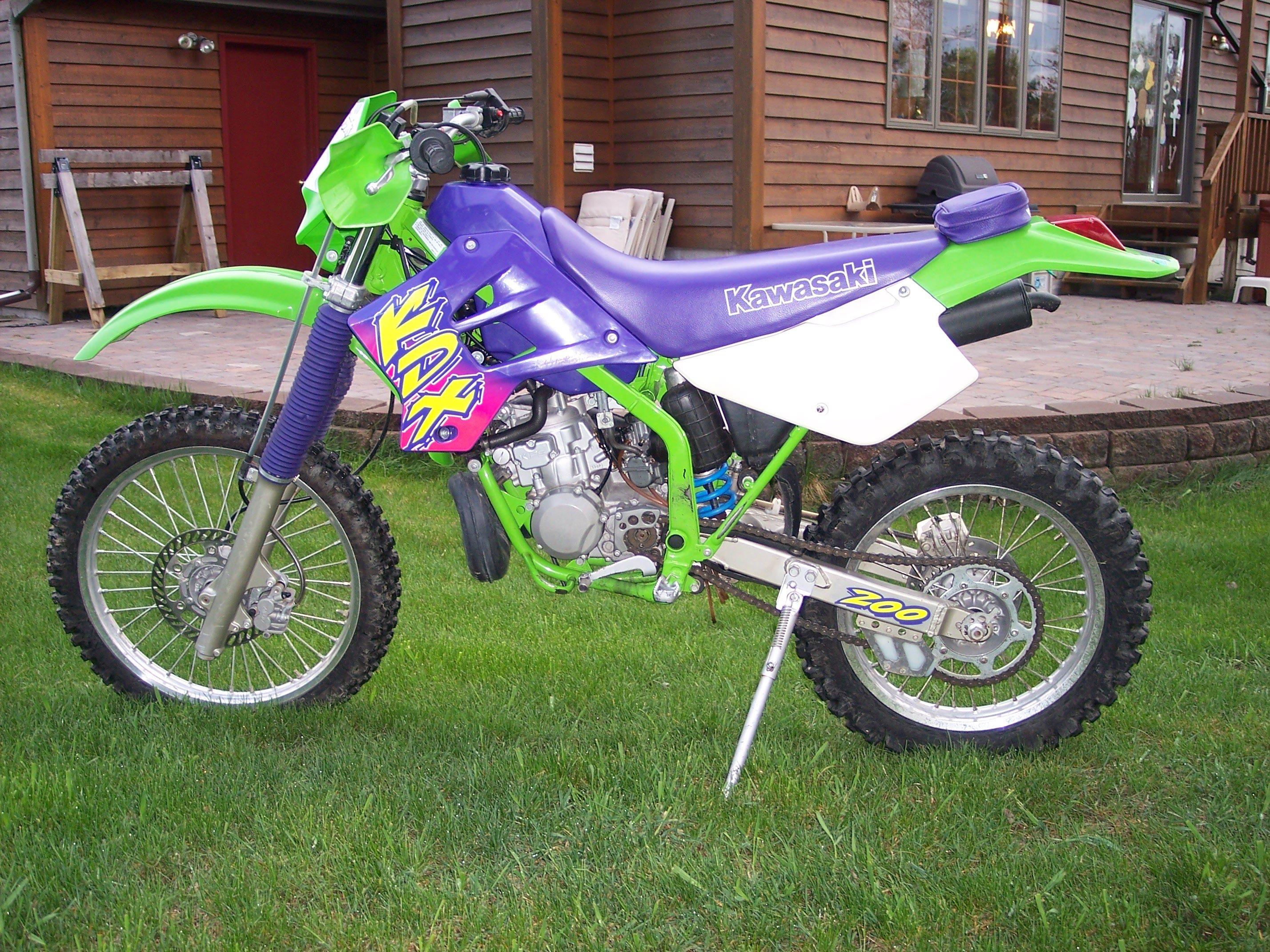 Kdx Kawasaki For Sale