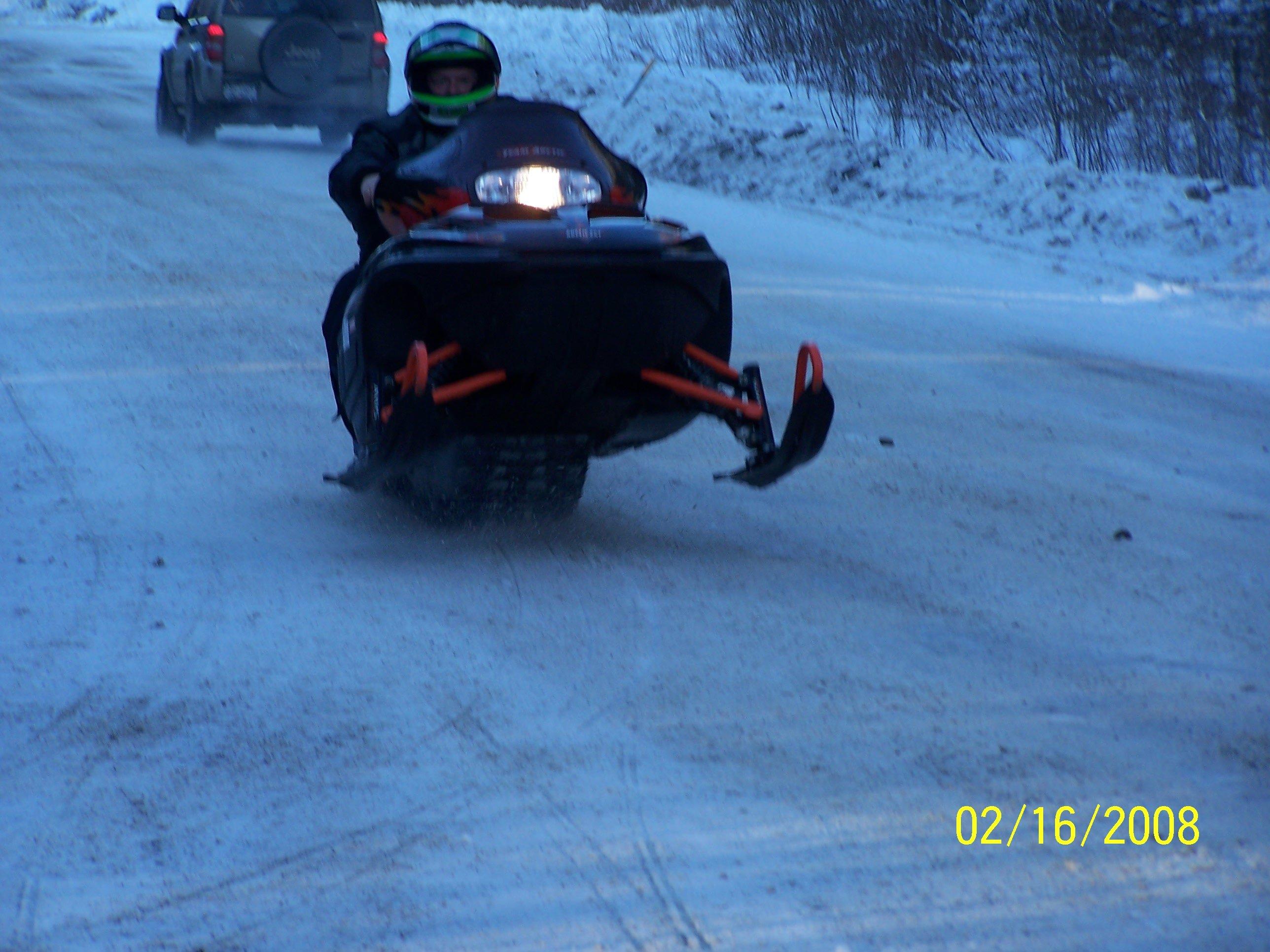Best Year Thundercat 1000 Arcticchatcom Arctic Cat Forum