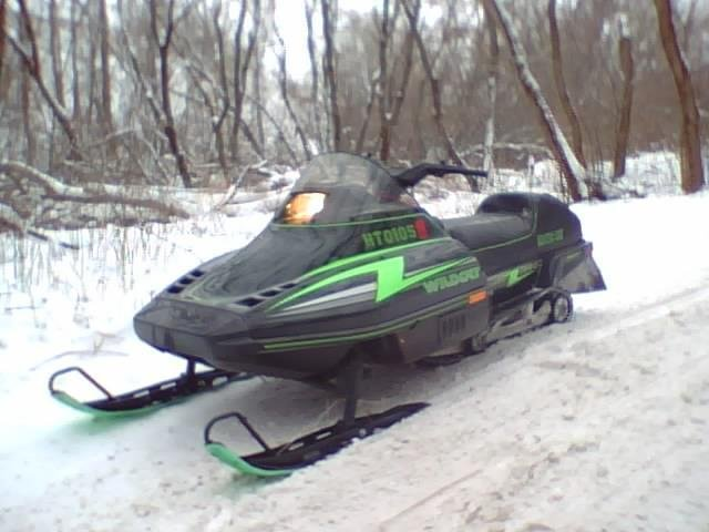 1990 Wildcat doesn't want to run! - ArcticChat.com ...