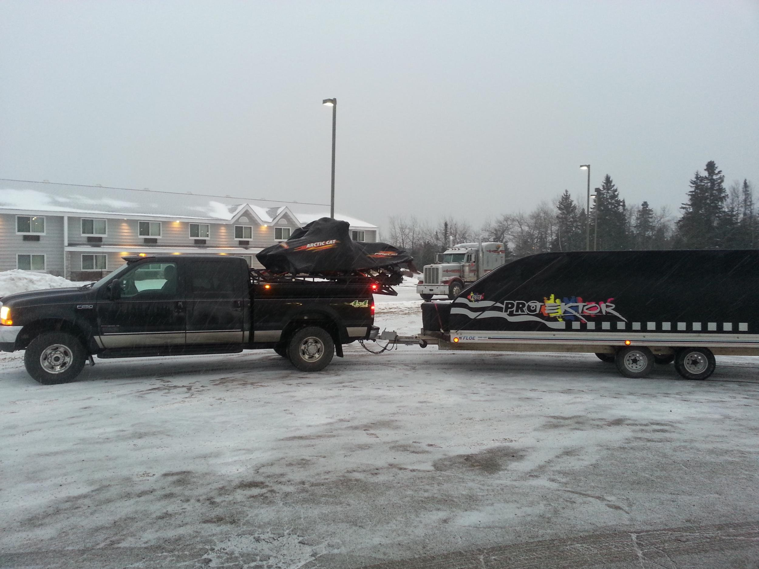 sled deck for your truck - page 2 - arcticchat - arctic cat forum