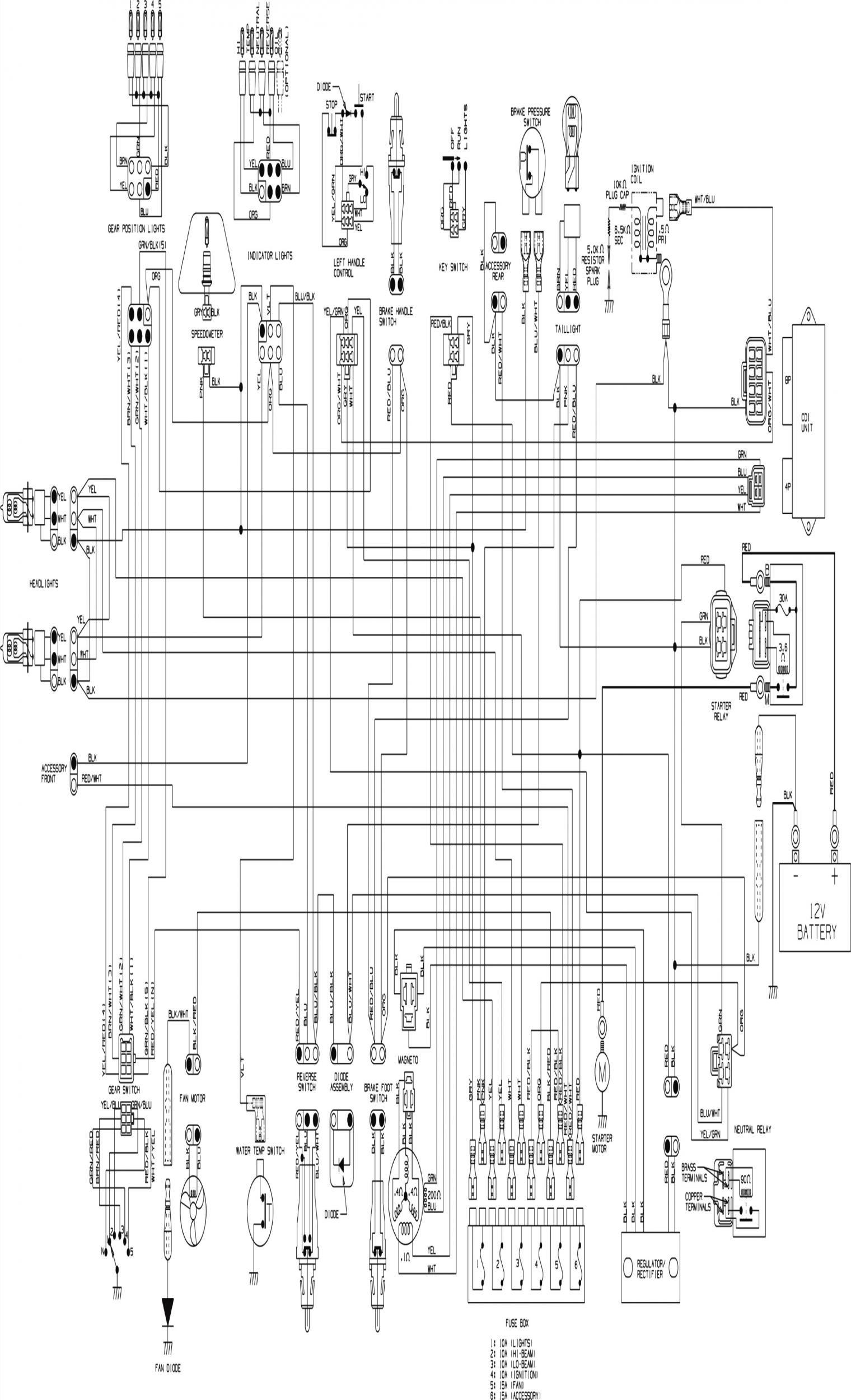 2000 Arctic Cat 400 Wiring Diagram - Harley Dyna Fuse Diagram for Wiring  Diagram Schematics