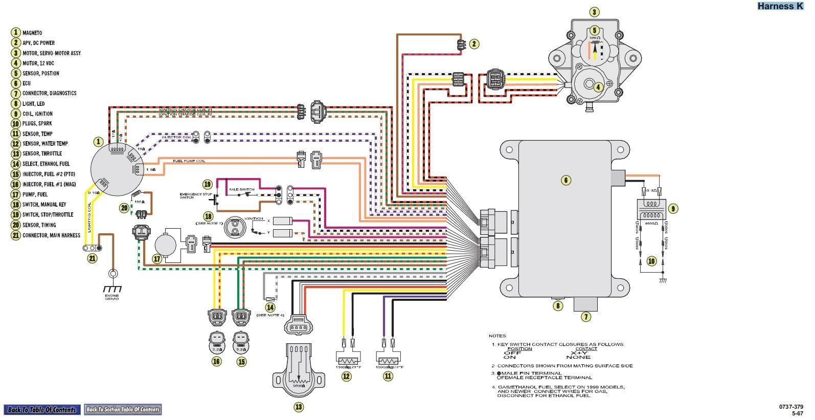 Arctic Cat 4x4 Wiring Diagram