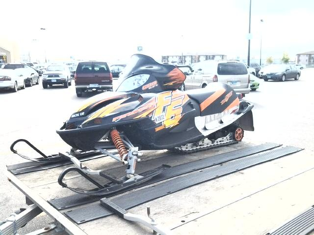 2006 Arctic Cat High Performance F6 Firecat EFI Sno Pro For Sale ...