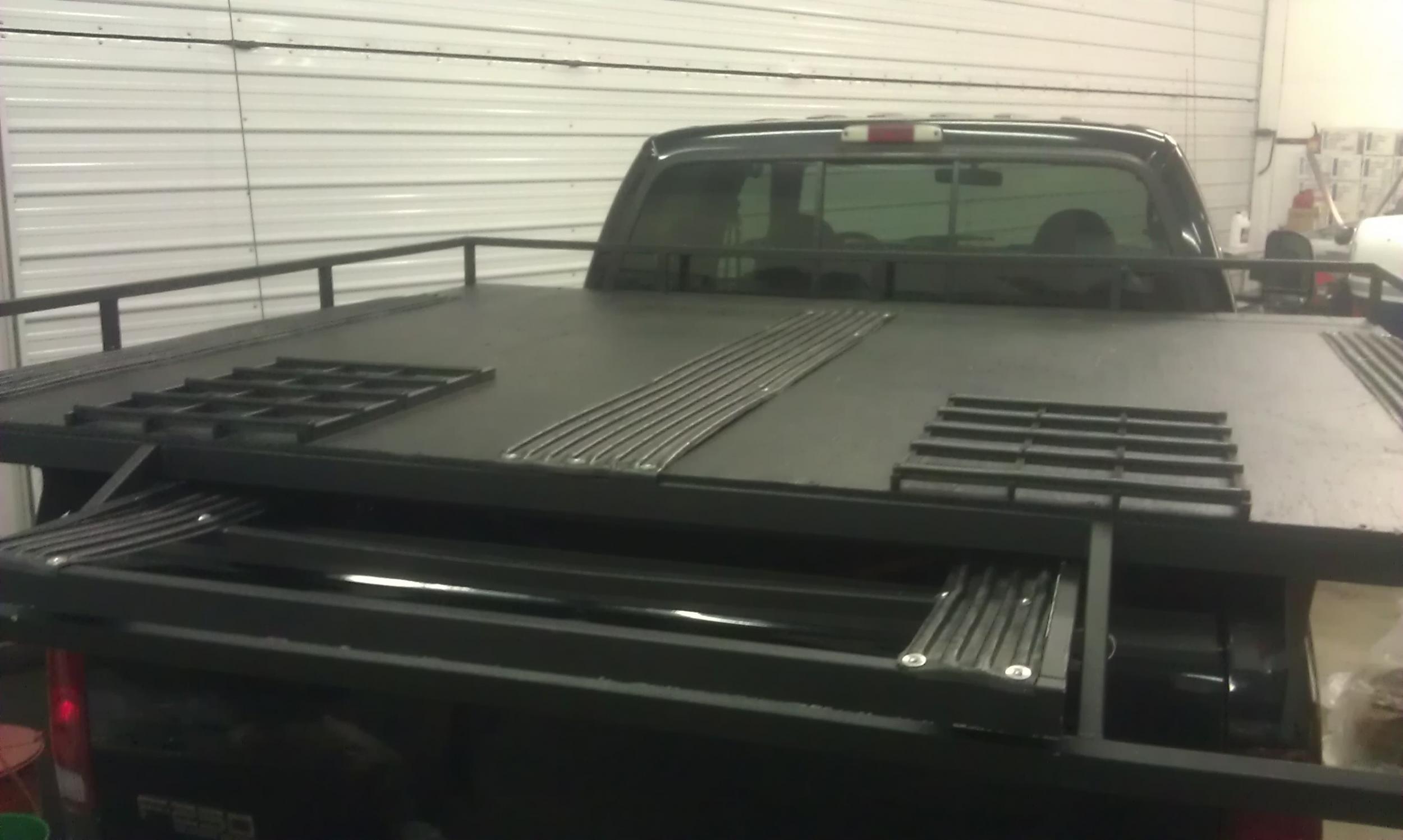 Sled Deck Plans