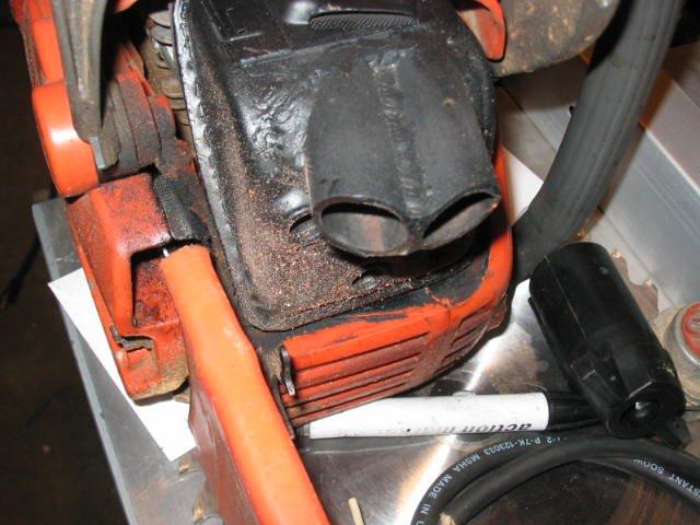 Réparation d'outils industriels: Husqvarna 455 rancher forum