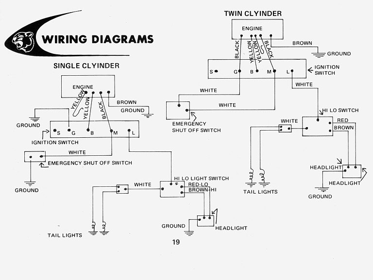 1970 panther 634 hirth - arcticchat.com - arctic cat forum 2004 arctic cat 500 atv wiring diagrams #3