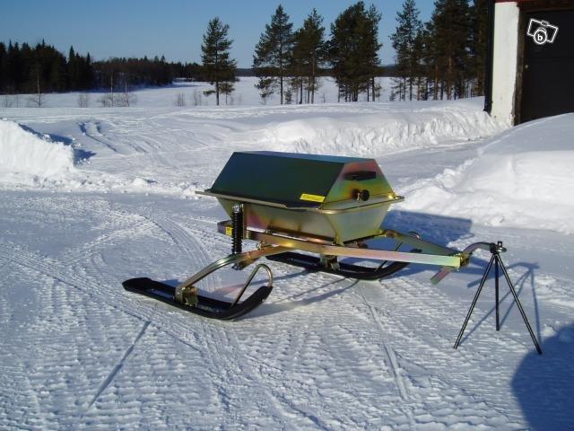 Arctic Cat Rescue Modification