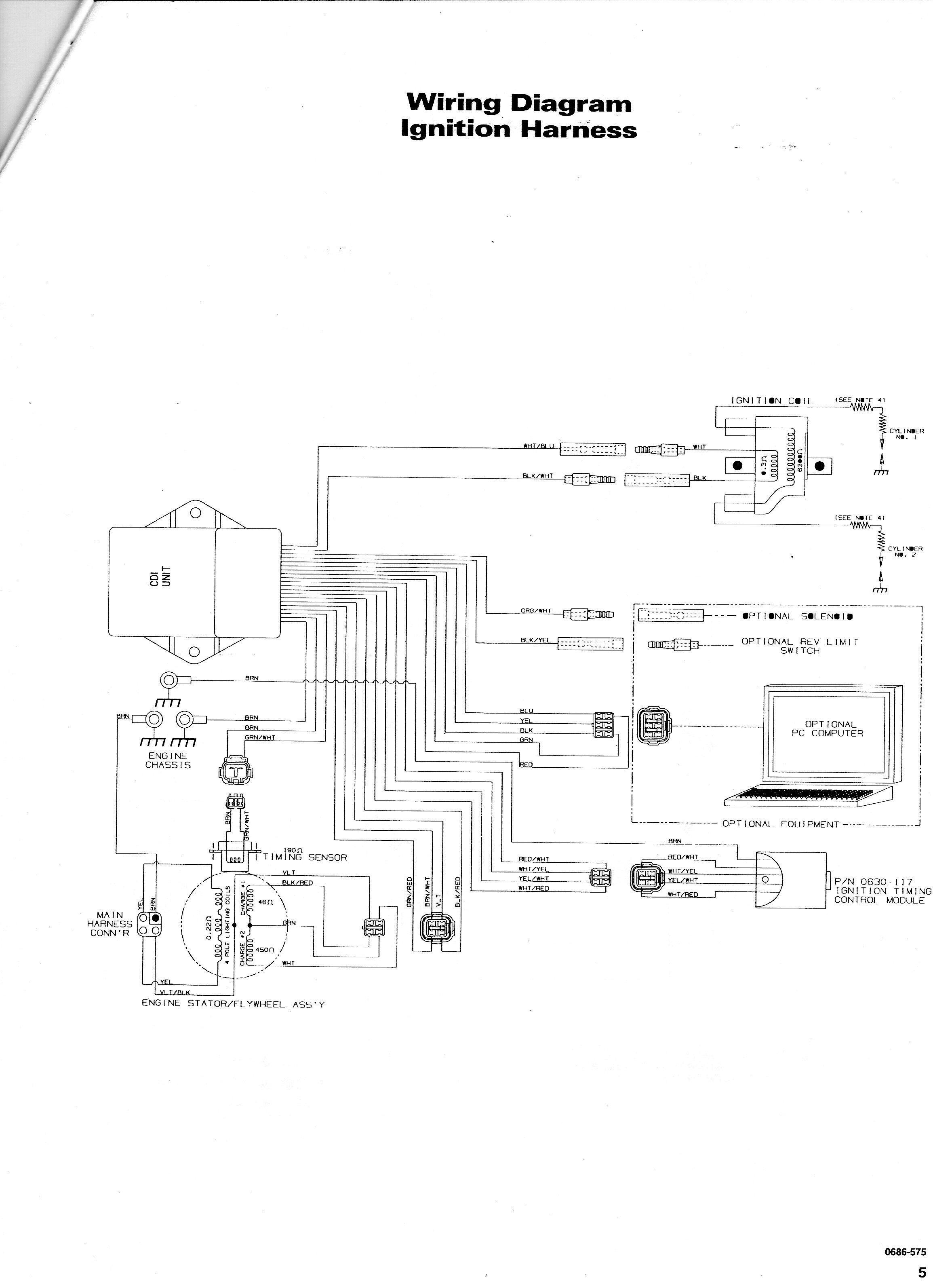 1998 Setup Instructions Addendum | Arctic Cat ForumArctic Cat Forum