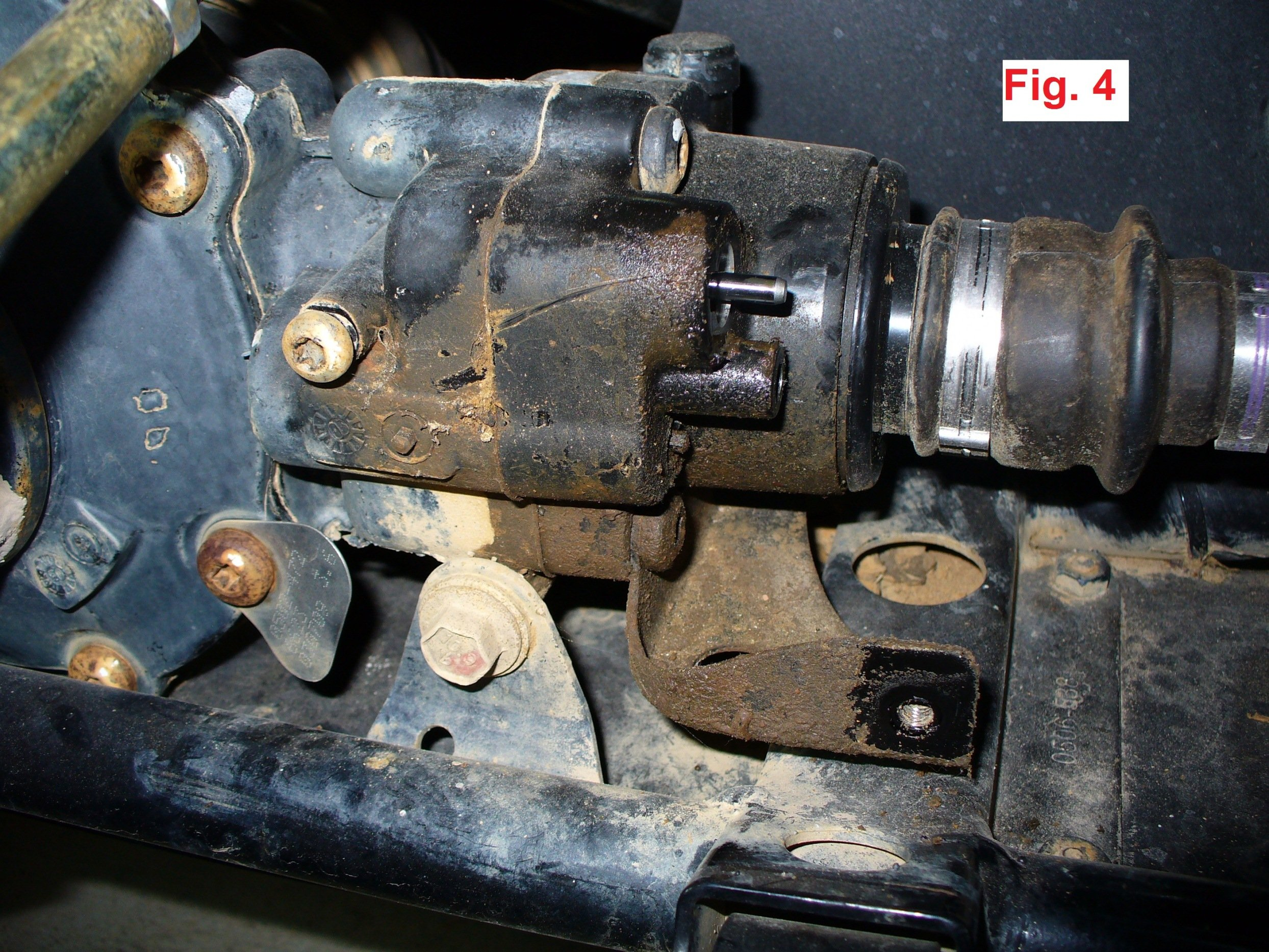 2007 ford f150 4x4 solenoid