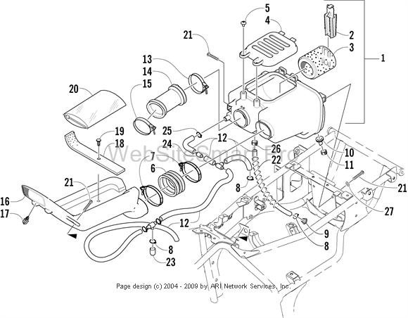 2007 arctic cat 500 atv wiring diagram  diagram  auto