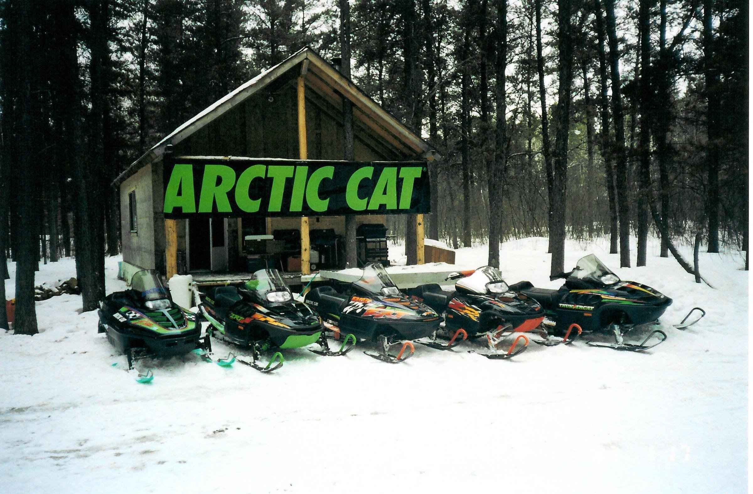 Thumbnail 2005 Arctic Cat BearCat Widetrack 660  PDF Service/Shop Repair Manual Download