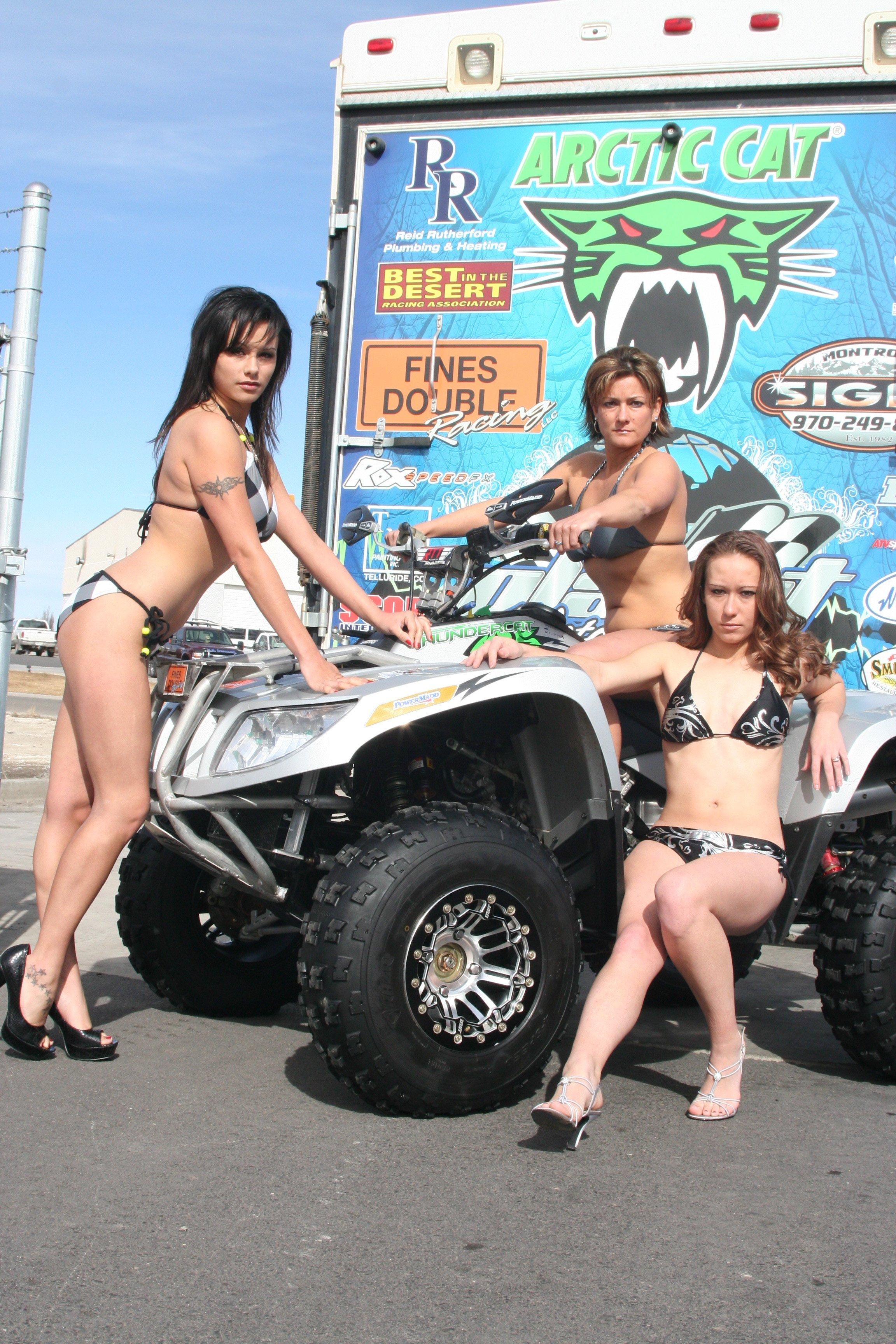 D Girls Baja Thundercat Arctic Girls