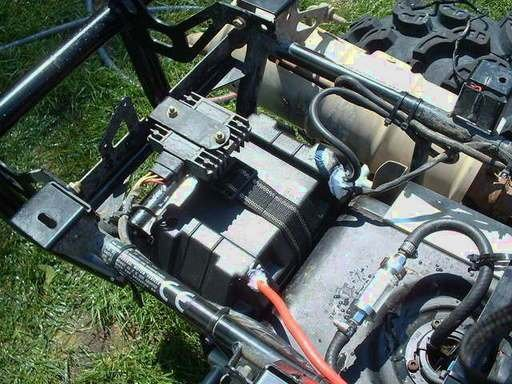 2006 polaris sportsman 450 fuse box do you run dual batteries to power accessories  page 2  do you run dual batteries to power accessories  page 2