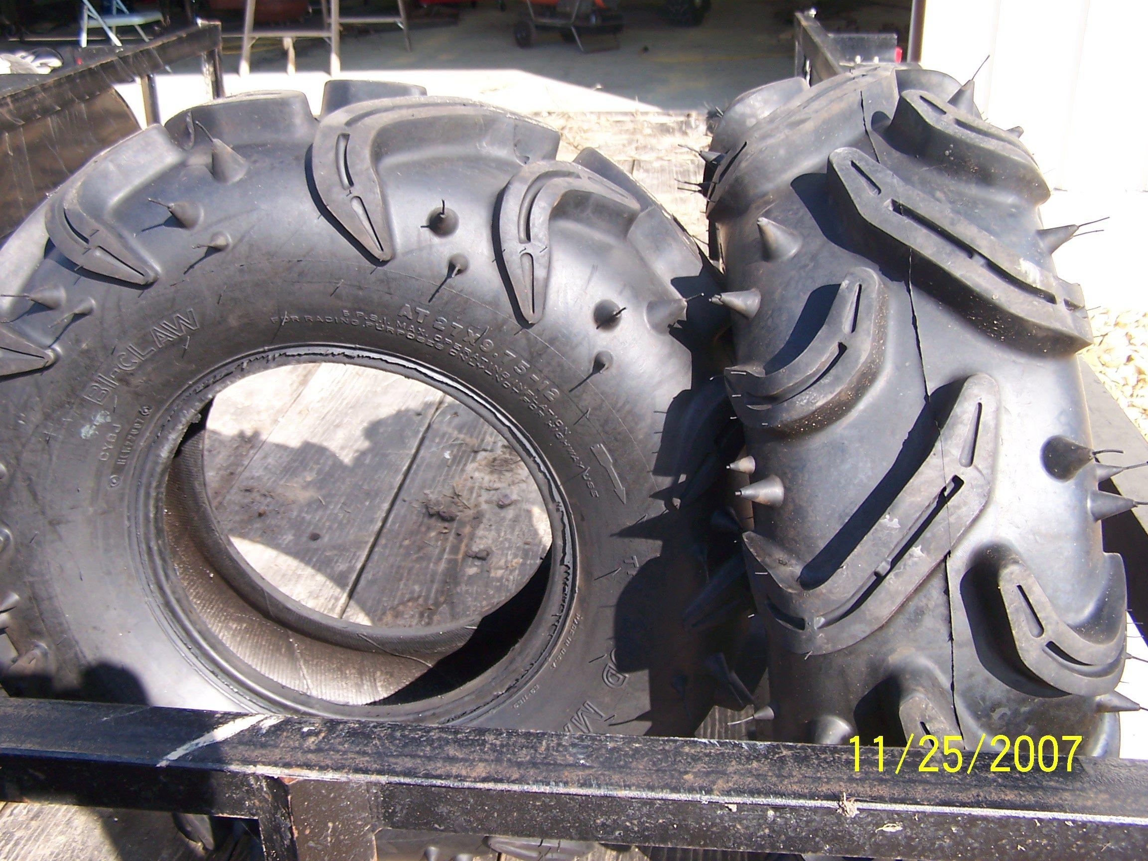 Arctic Cat Tires