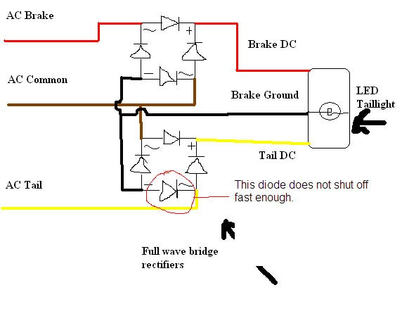 snowmobile led tail light wiring diagram snowmobile discover led taillight page 2 arcticchat arctic cat forum