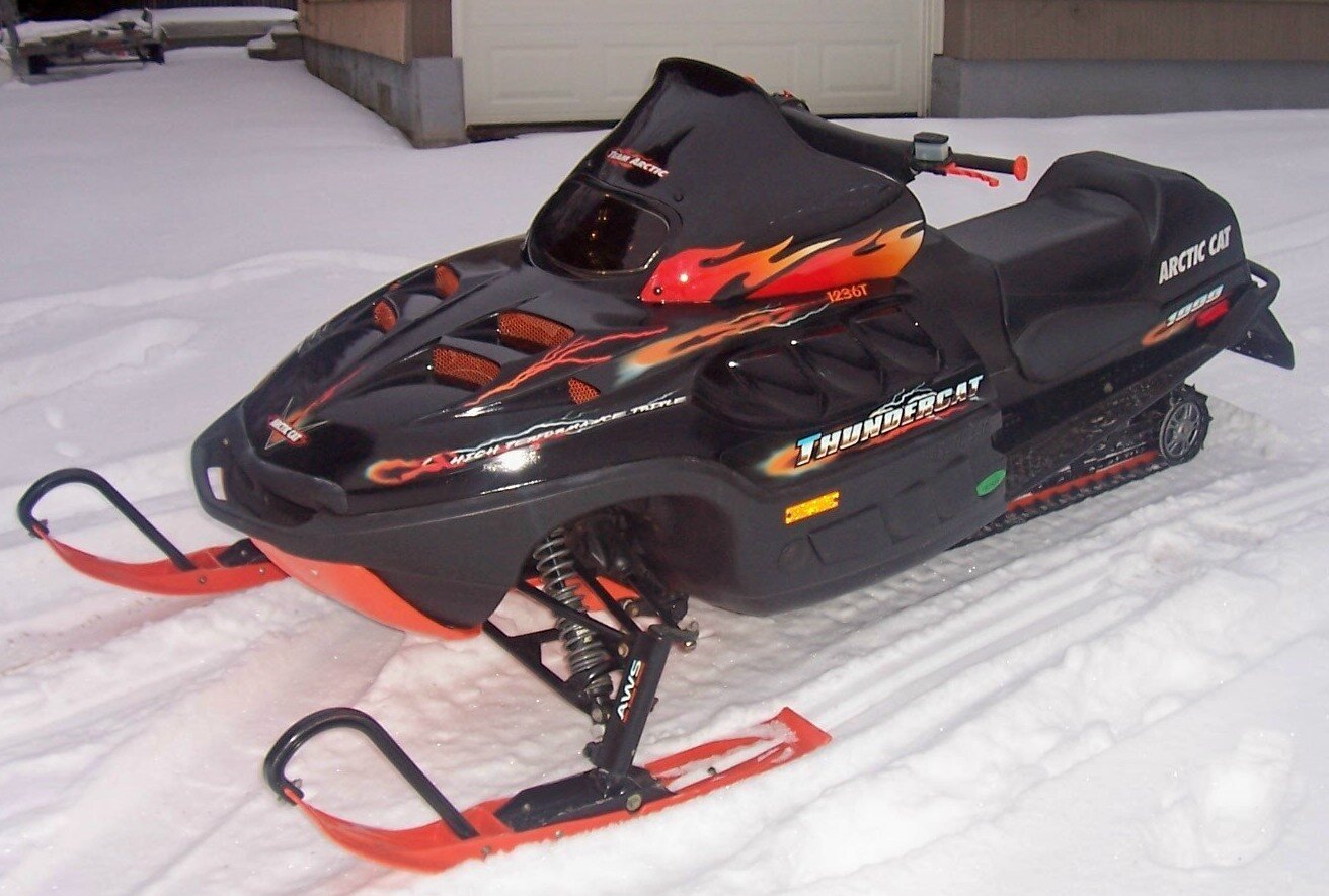 Gearing For My Thundercat Arcticchatcom Arctic Cat Forum