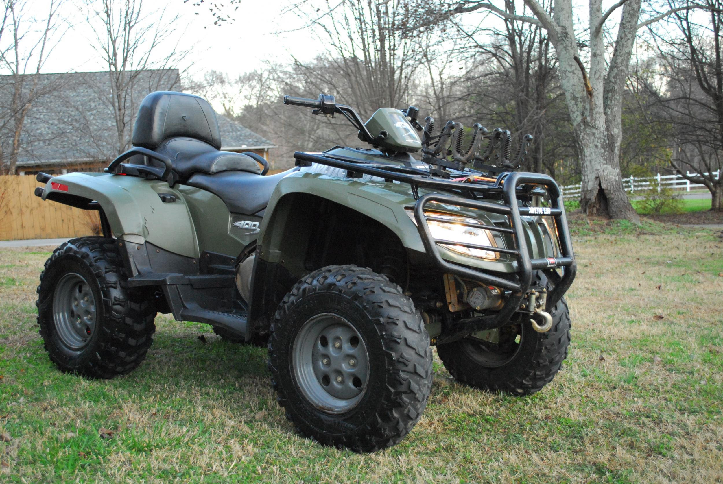 2006    Arctic       Cat    400 TRV Should I buy it   Page 3  ArcticChat     Arctic       Cat    Forum