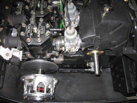 help on 94 zr 700 restoration project - arcticchat.com ... 2000 cougar fuel filter location