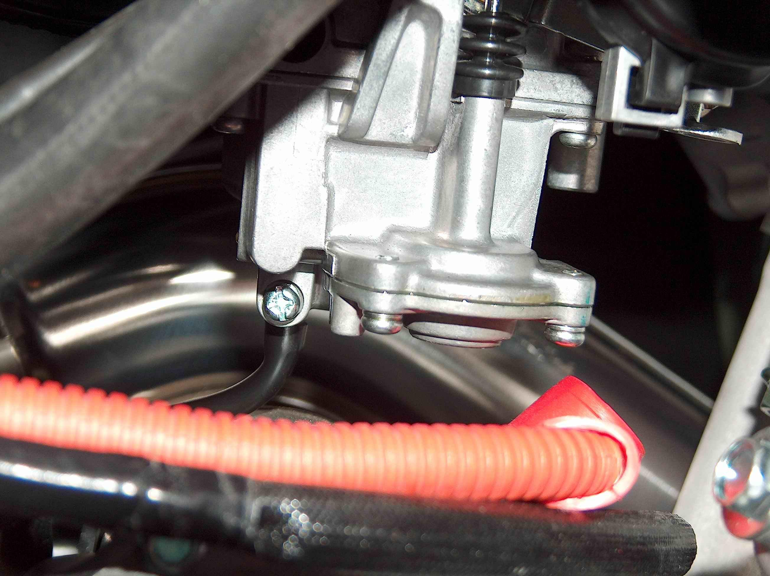 D Float Bowl Drain Leak Cvcarbdrain on Car Carburetor Diagram