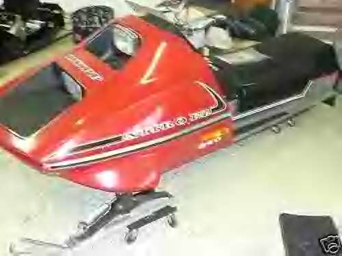Arctic Cat Snowmobiles For Sale >> Did anyone have one of these ....Rupp Nitro! - ArcticChat.com - Arctic Cat Forum