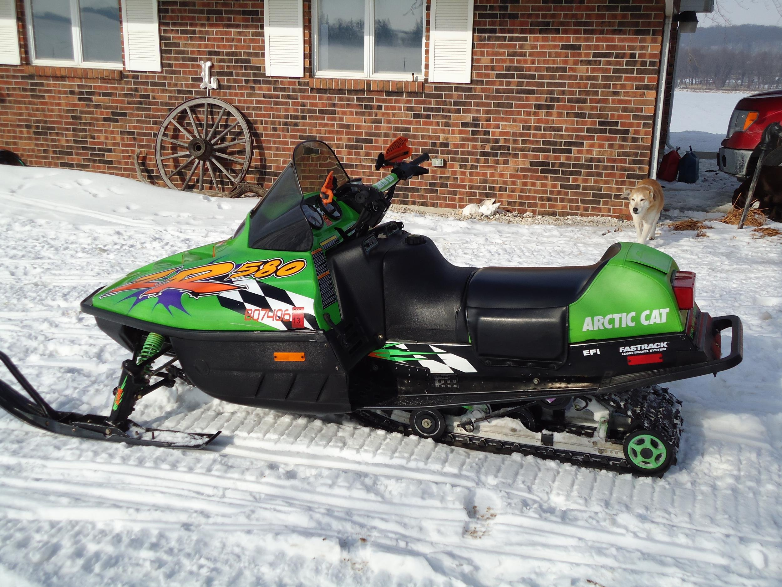 97 Zr580 Efi To 136 Quot Arcticchat Com Arctic Cat Forum