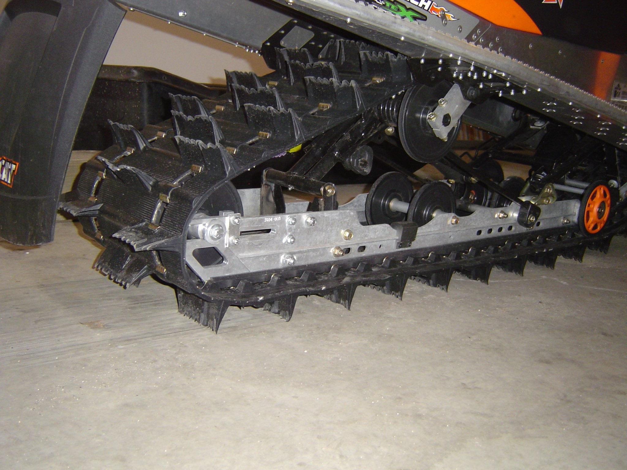 "Are 144"" extensions strong?   arcticchat.com   arctic cat forum"
