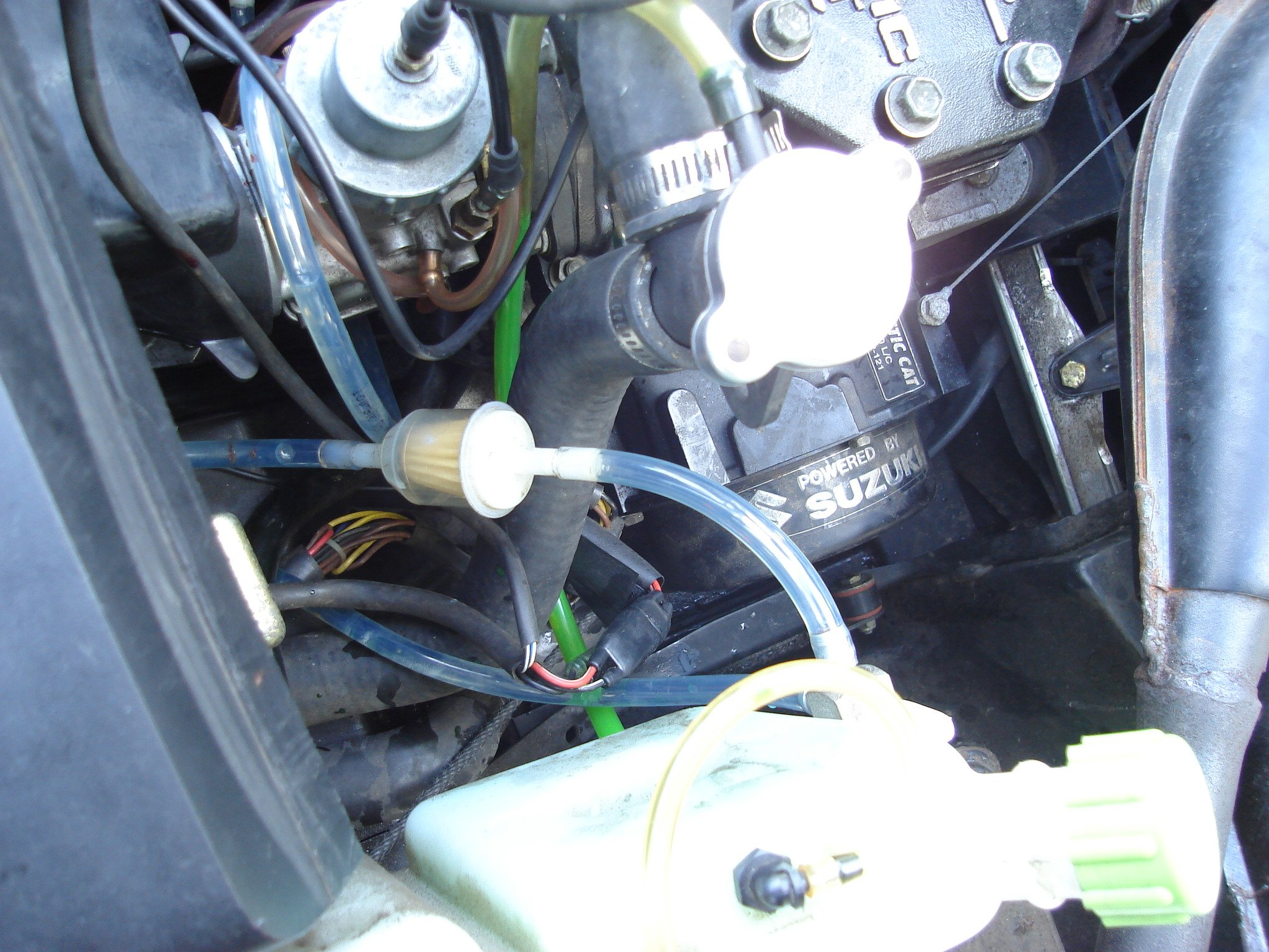 94 Zr 700 Fuel Pump Page 2 Arcticchat Com Arctic Cat