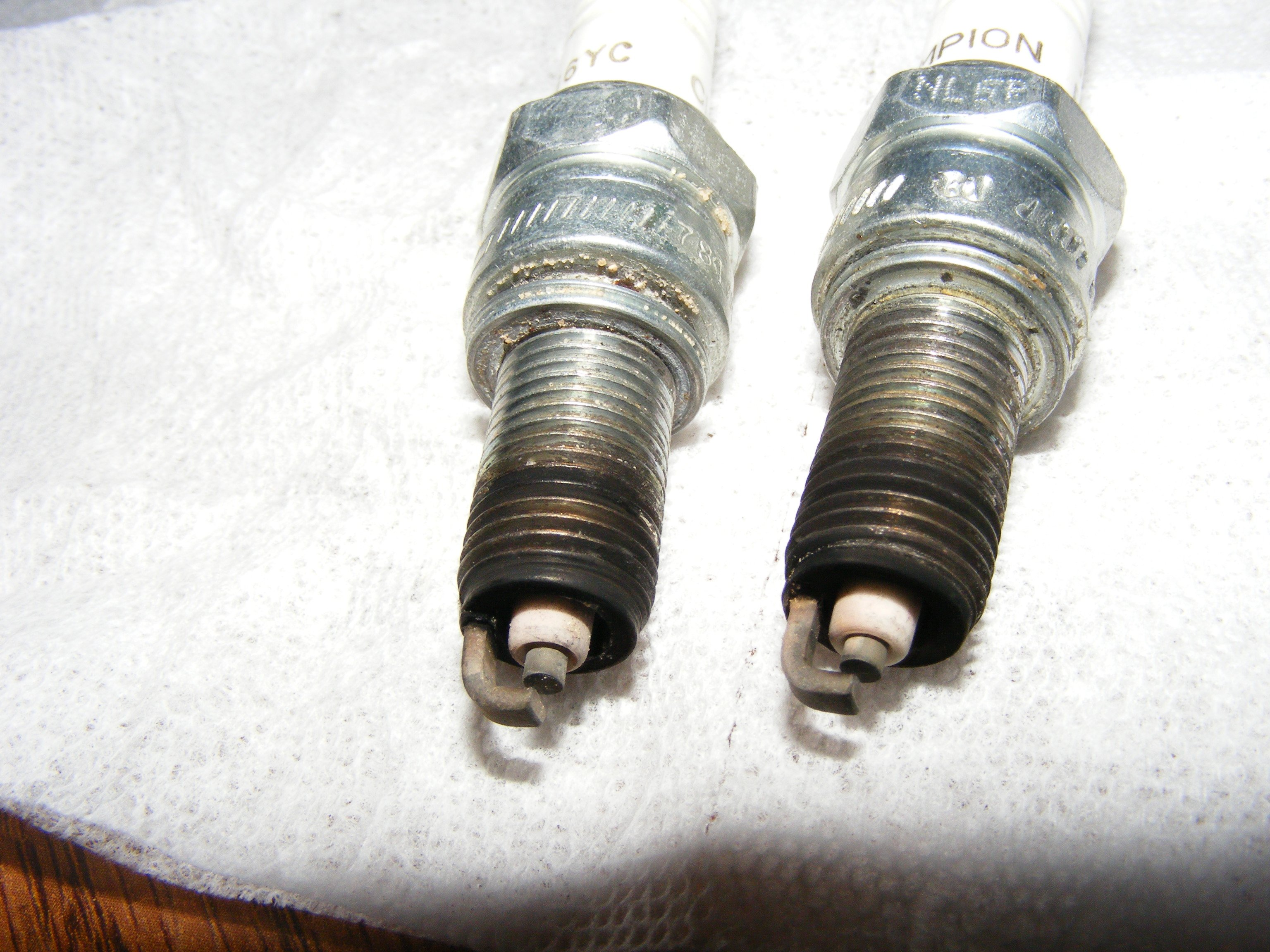 Thundercat Spark Plug Color Arcticchat Arctic Cat Forum