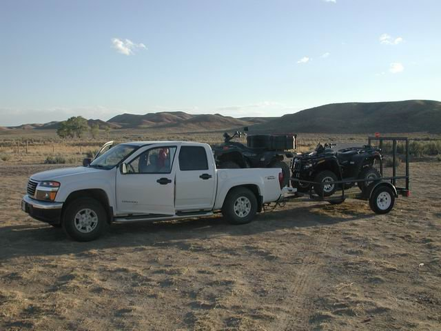 Will An Atv Fit In The Back Of A Small Truck