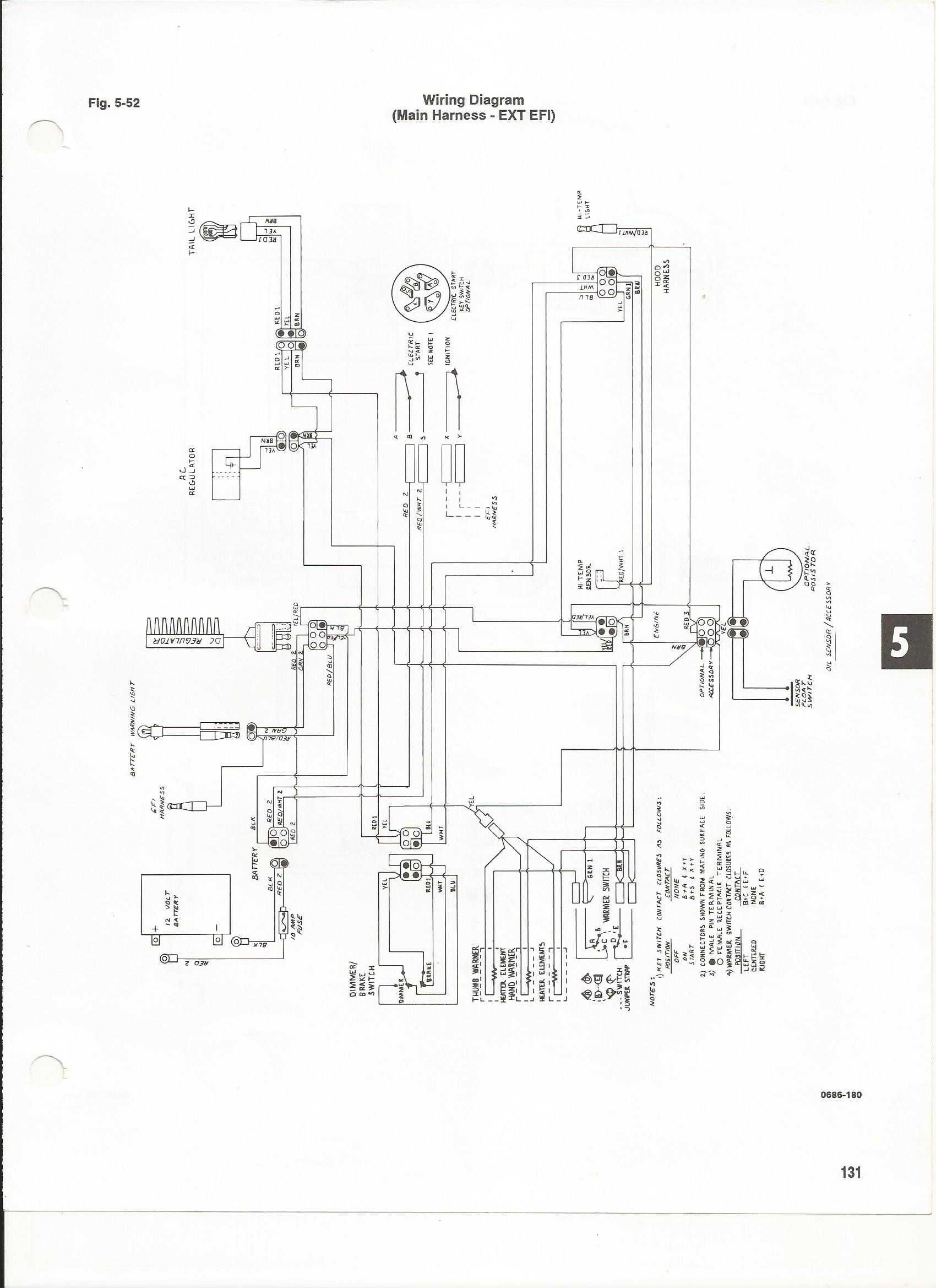 [DIAGRAM_5NL]  93 550 ext efi electrical problems | Arctic Cat Forum | 1993 Arctic Wildcat Wiring Diagram |  | Arctic Cat Forum