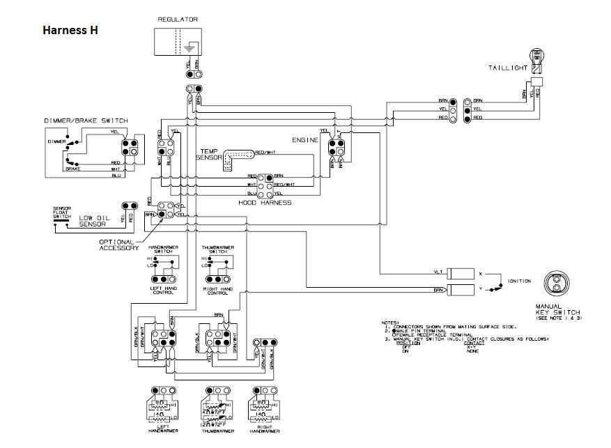 [SCHEMATICS_48DE]  99 zr 700 | Arctic Cat Forum | 1999 Polaris Indy 700 Wire Diagram |  | Arctic Cat Forum