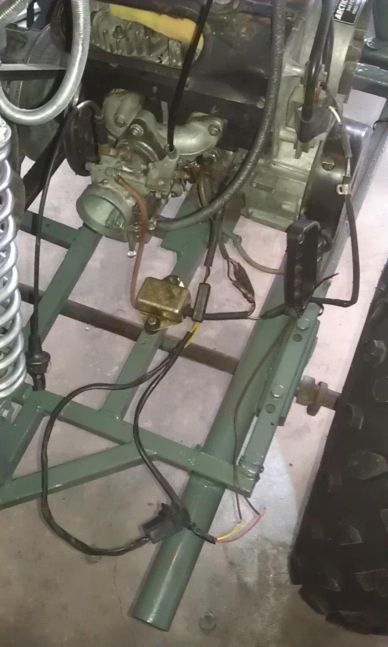 Please Help  1996 Arctic Cat Puma 340cc 2 Stroke Wiring
