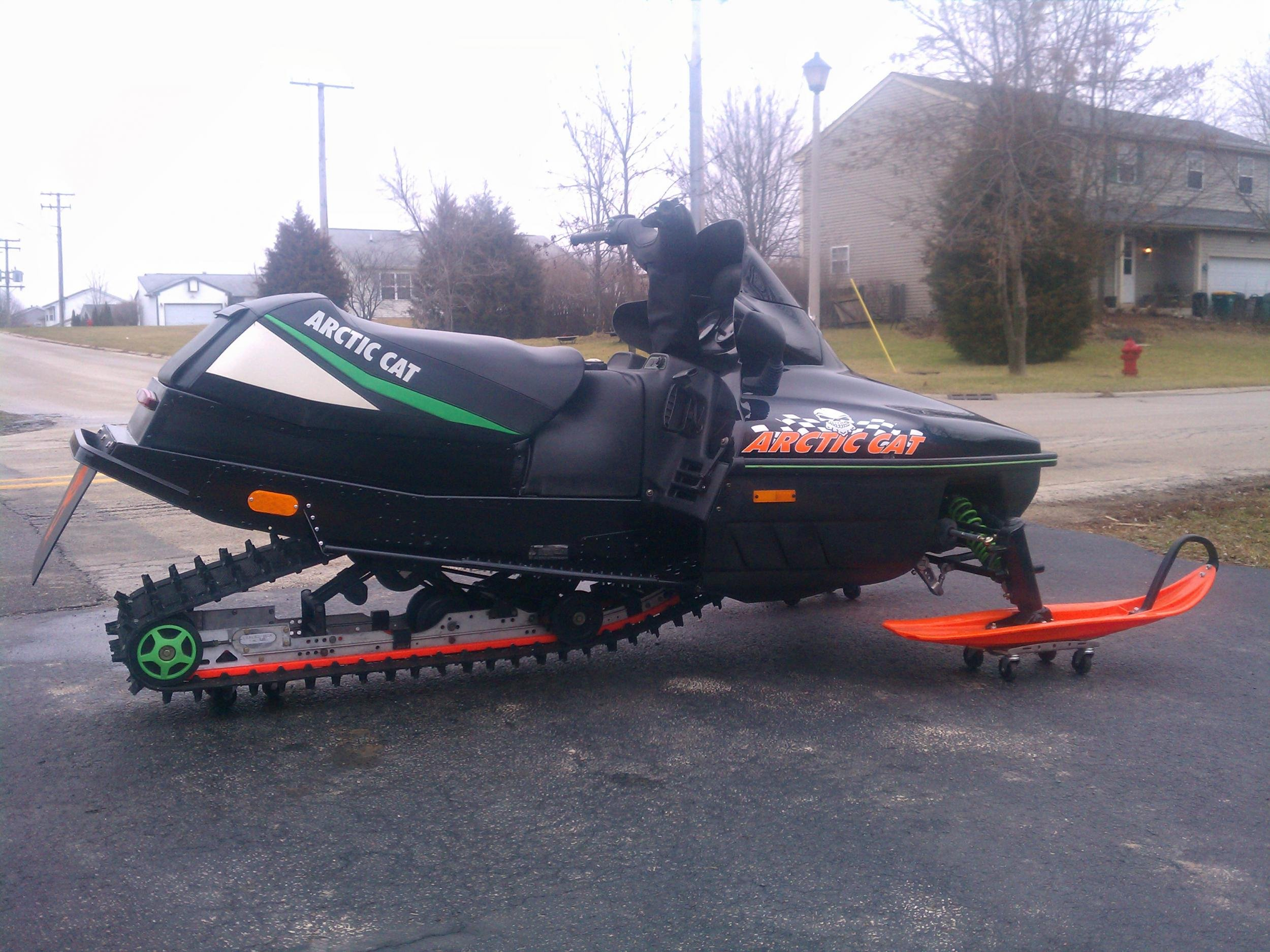 My Sled Mods Are Finally Done Arcticchat Com Arctic