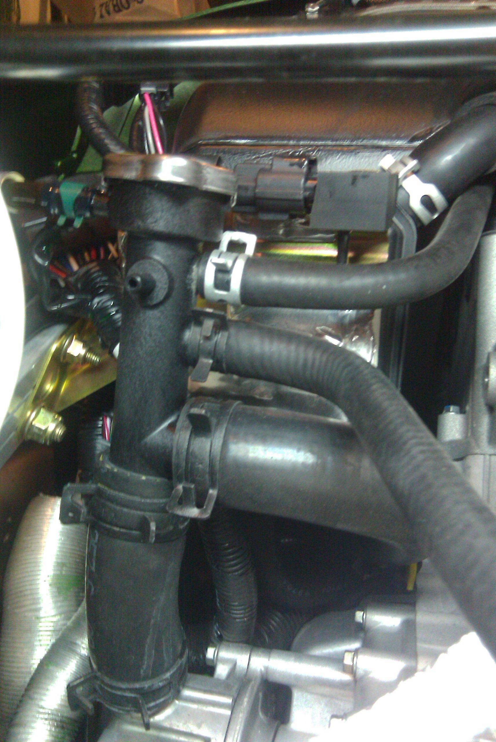 2010 Z1 Turbo Coolant Leak Arcticchat Com Arctic Cat Forum