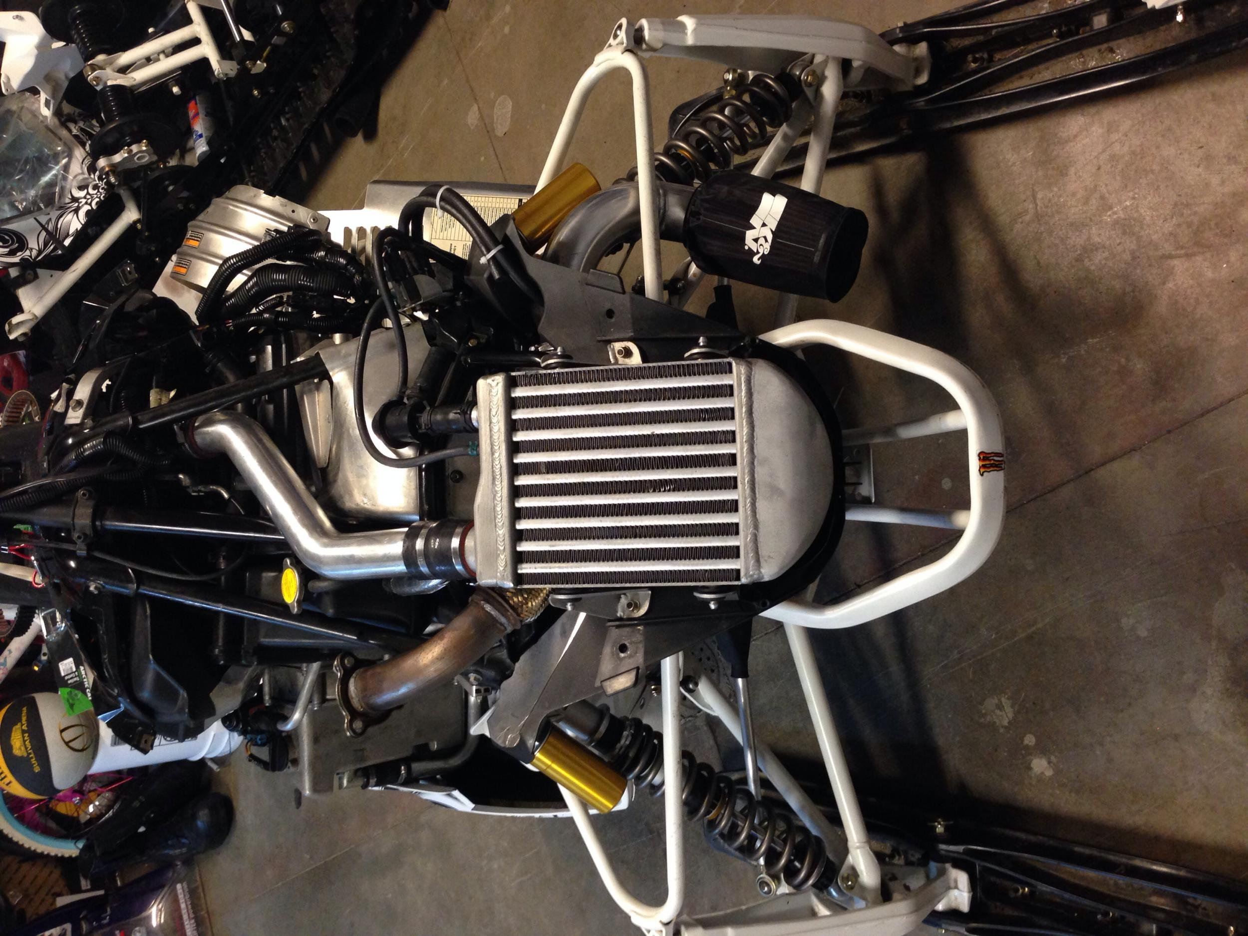 Cold Air Intake 1100 Turbo Page 4 ArcticChat Arctic Cat
