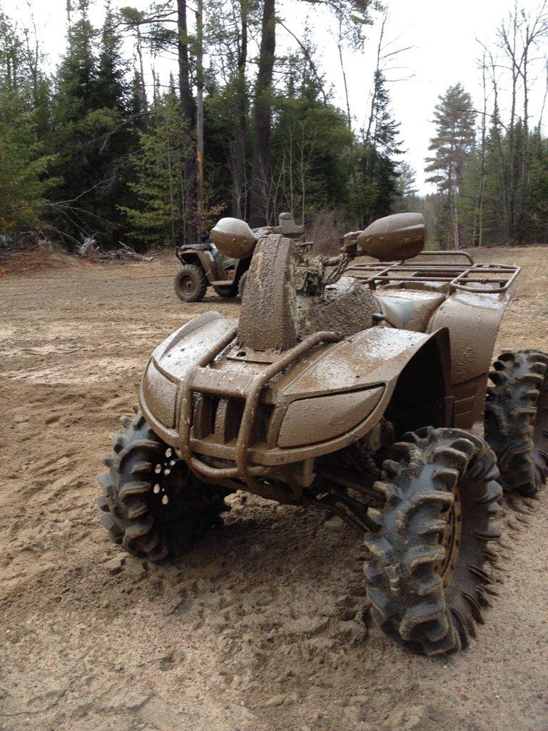 Mud Racing Tires Page 2 Arcticchat Com Arctic Cat Forum