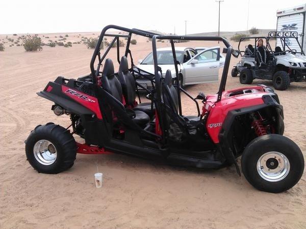 Kawasaki Teryx Vs Yamaha Rhino