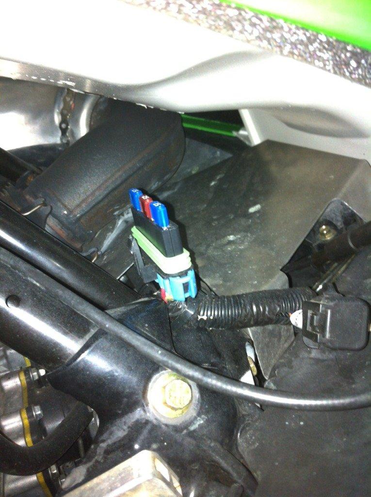 headlights quit working... fuse??? - arcticchat.com ... 2012 arctic cat fuse box 2012 arctic cat wiring diagram #4