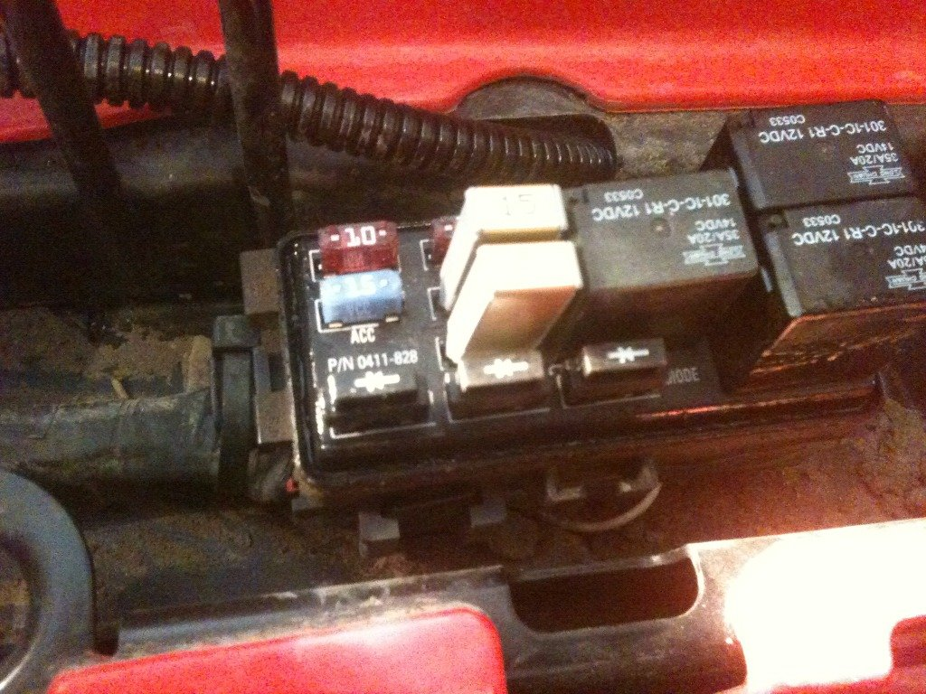 fuse box diode best wiring library GMC Fuse Box Diode Fuse Box Diode #13