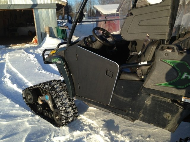 Arctic Cat Prowler  Hdx Parts