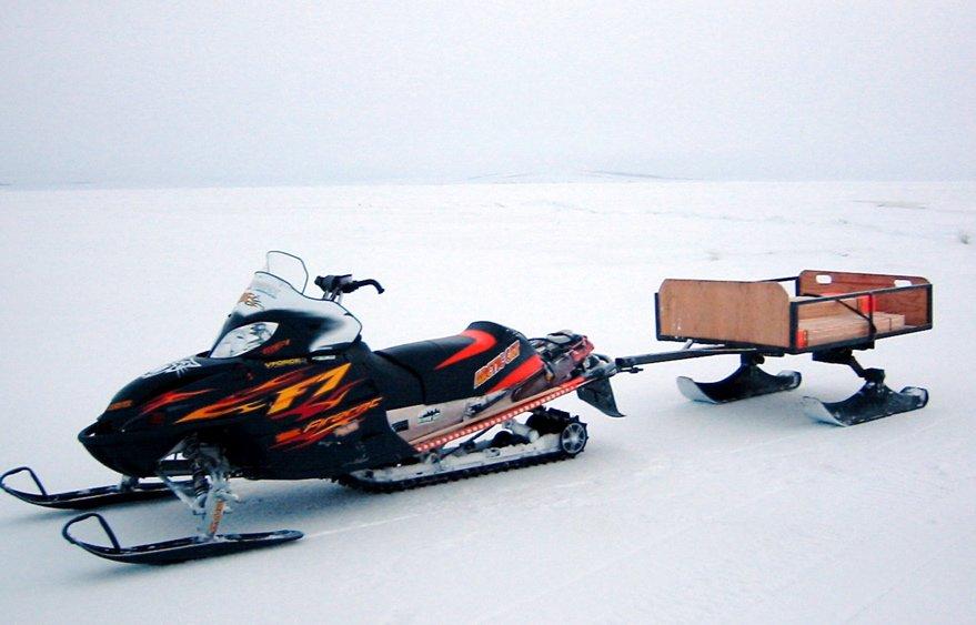 Cargo Sled Arcticchat Com Arctic Cat Forum