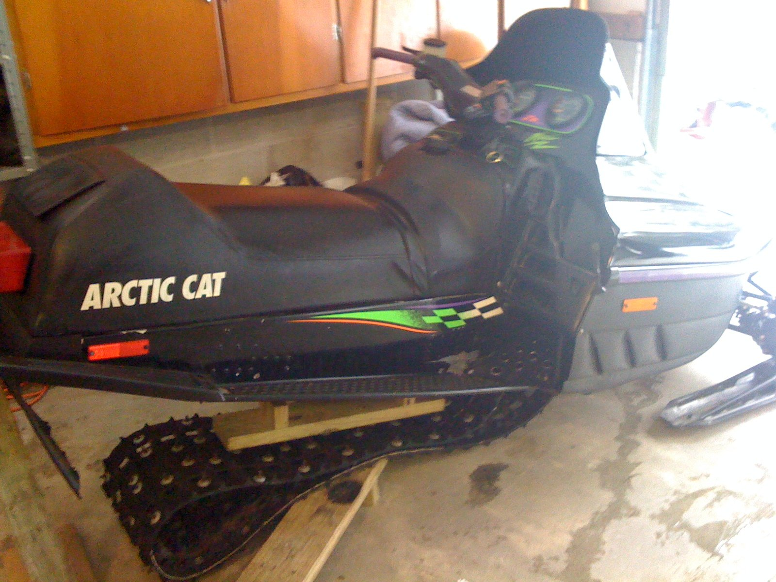 1995 Arctic Cat Cougar 550 Carburetor