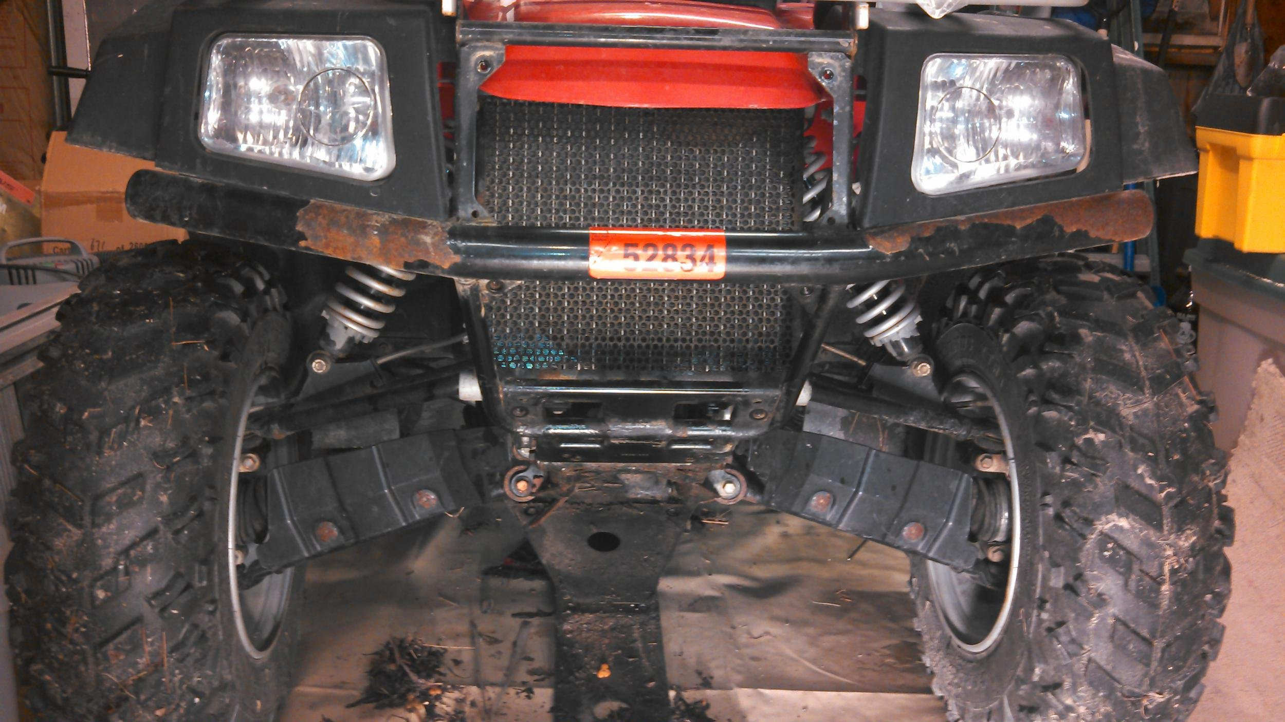 2004 400 automatic winch install question arcticchat com arctic rh arcticchat com arctic cat prowler winch wiring arctic cat snowmobile winch wiring